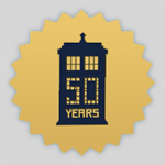 Doctor Who 50th Anniversary toys and merchandise