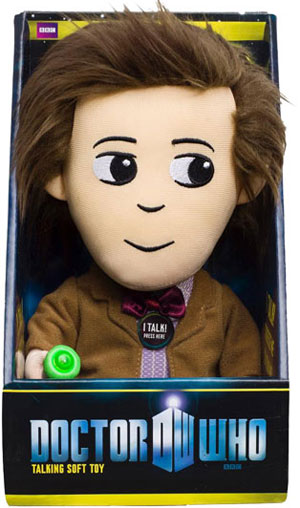 11th-Doctor-Plush