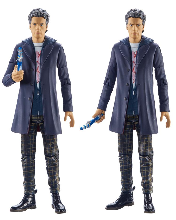 Doctor Who Custom Figure Head Sculpt Cyberman Series 7