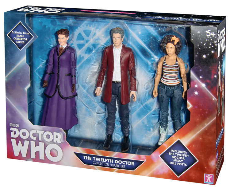 45251f49d3 5.5″ B M 2018 The 12th Doctor Collectors Set – Merchandise Guide ...