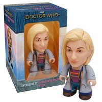 "12TH DOCTOR 3/"" Mini Vinyl Figure Twelfth Titans DOCTOR WHO KAWAII SERIES"