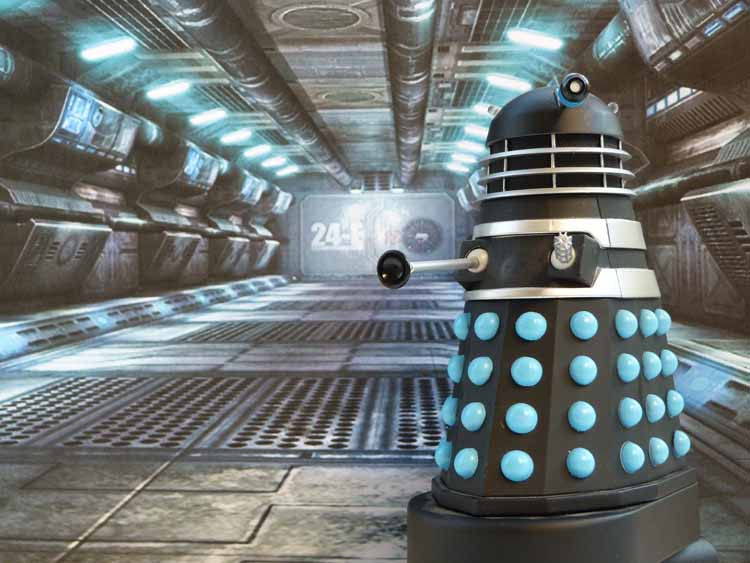 1964 - Dalek Invasion Of Earth - Black Dalek