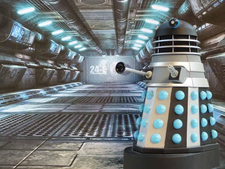 1964 - Dalek Invasion Of Earth - Saucer Pilot