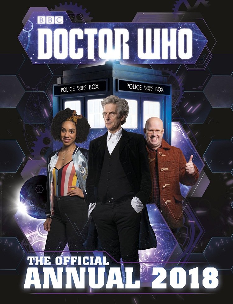 Doctor Who Official Annual 2018 Hardcover – Merchandise Guide ...