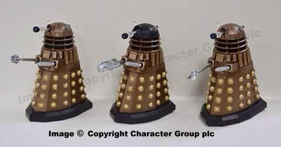 Doctor Who Figures/Merchandise 3.75-varaiants