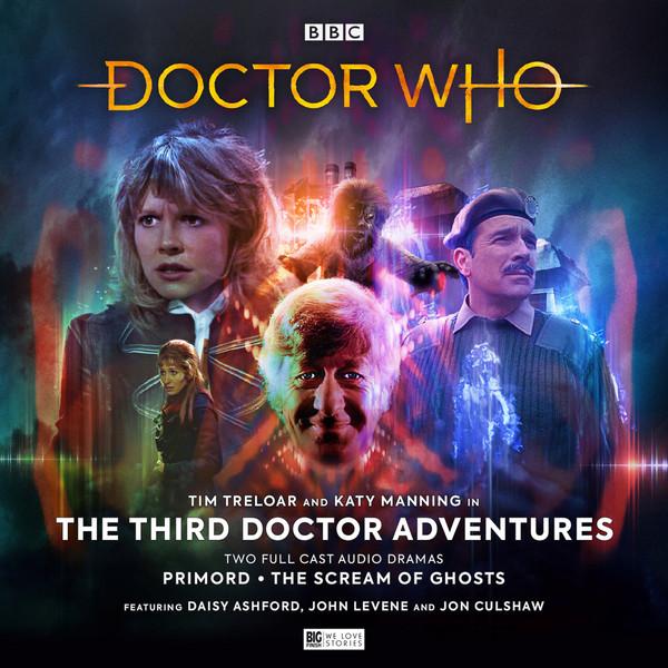 Big Finish The Third Doctor Adventures (Volume 5) – Merchandise