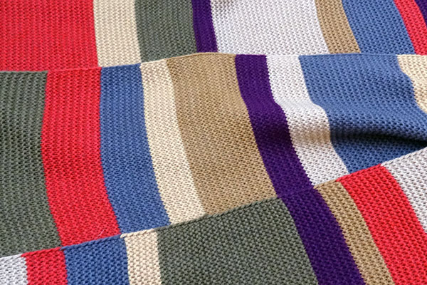 Lovarzi 4th Doctor Who Scarf