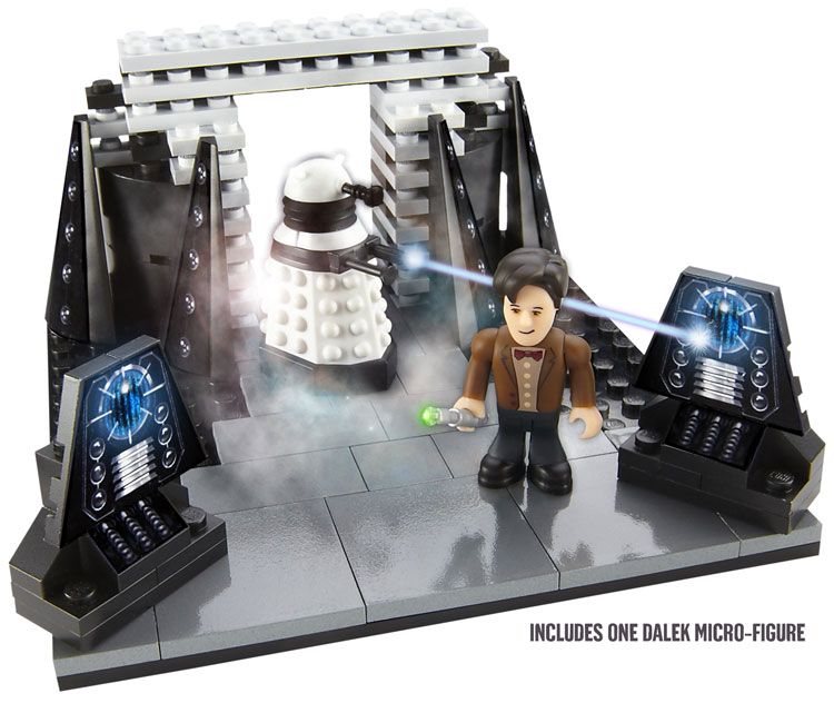 how to make a lego dalek instructions