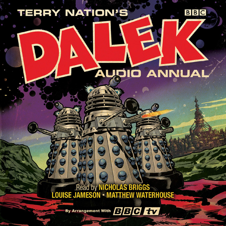 doctor who dalek audio annual cd merchandise guide the doctor