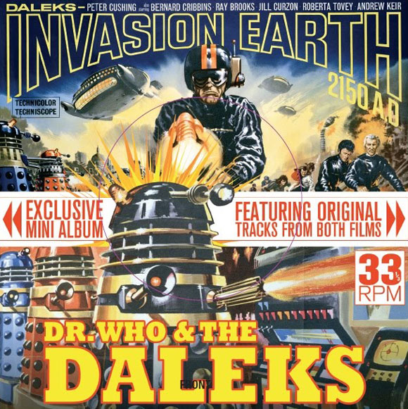 Record Store Day 2011 Dr Who And The Daleks Limited 7
