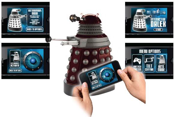 Dalek-smart