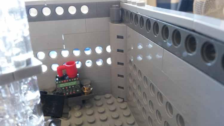 Lord Doctor's Lego Tardis (12)