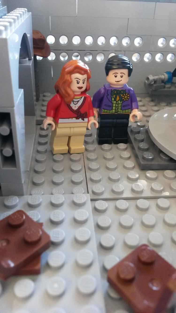 Lord Doctor's Lego Tardis (6)