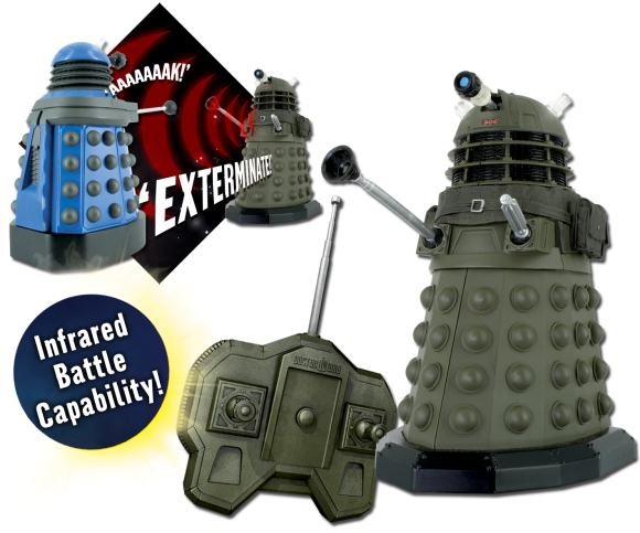 RC Dalek Ironside