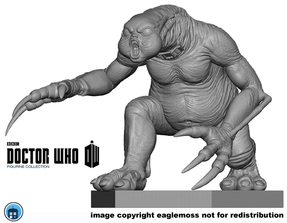 Eaglemoss Collections Slitheen_figurine-collectio
