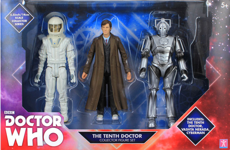 BBC DOCTOR WHO 5/'/' FIGURES