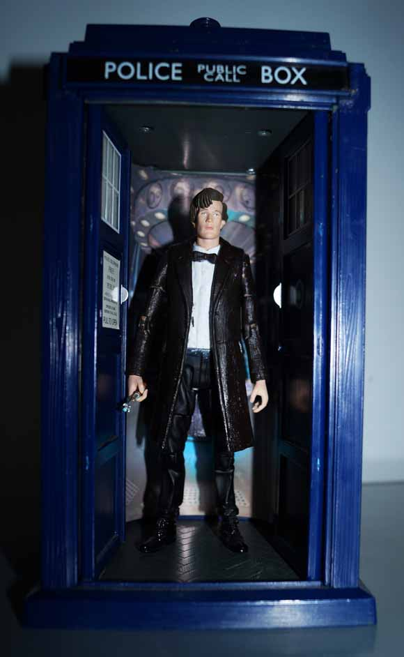 The_Doctor_In_The_Tardis