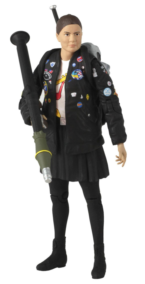 Remembrance of The Daleks Ace Figure – Merchandise Guide ...