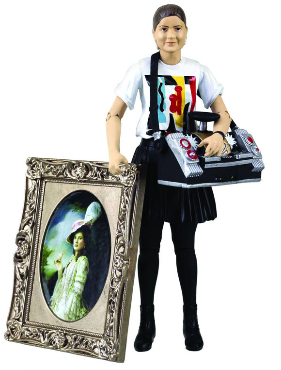 Doctor Who Figures Ace-r