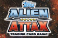 Doctor Who Alien Attax Cards 50th Anniversary Edition