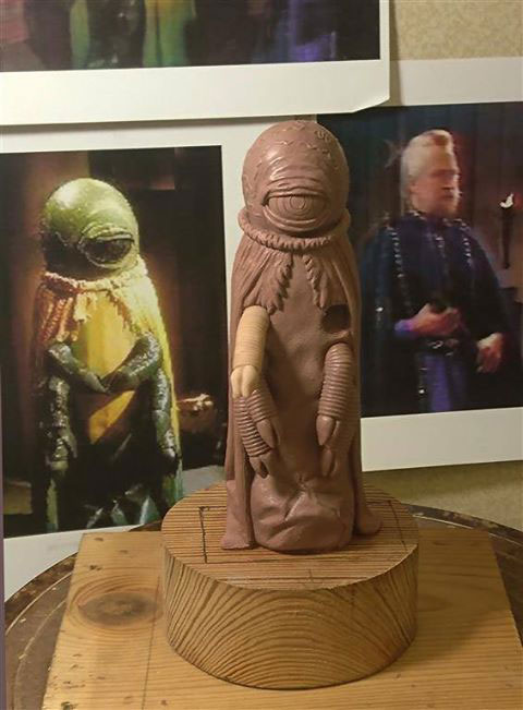 First look at Robert Harrop Alpha Centauri – Merchandise ...