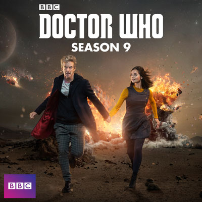 Doctor who series 9 itunes amazon pass merchandise guide the