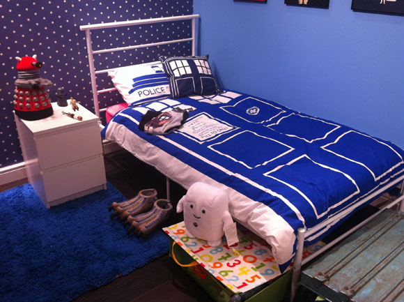 doctor who tardis single double duvet sets merchandise guide