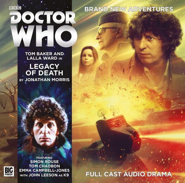 Legacy of Death - Jonathan Morris