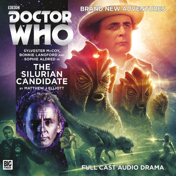 Big Finish 229 The Silurian Candidate – Merchandise Guide ...