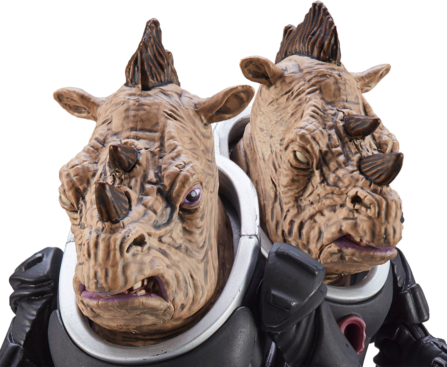 Doctor Who Judoon Capitano Figura