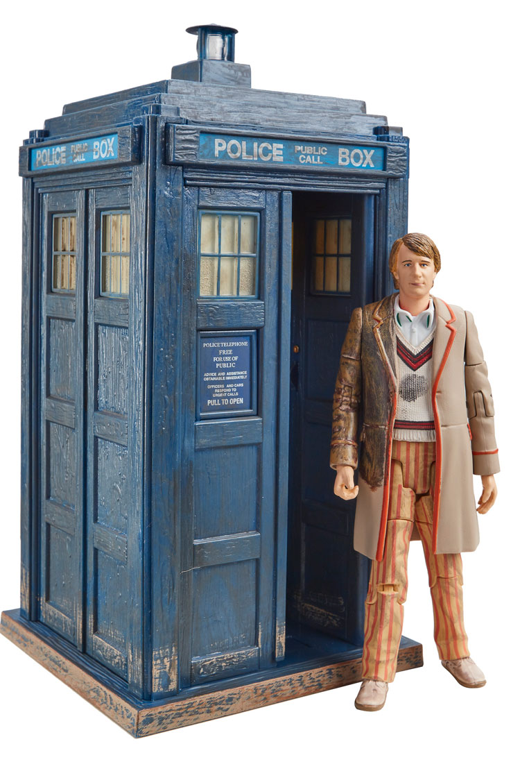 """Doctor Who THE  Fifth 5th Doctor  action Figure 5.5/"""""""