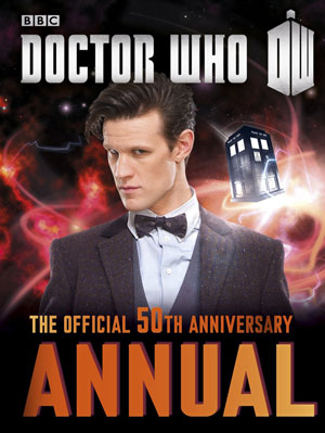 Doctor Who Annuals 2006- Books-2014-annual