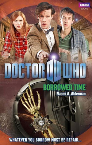 Author of dr who books