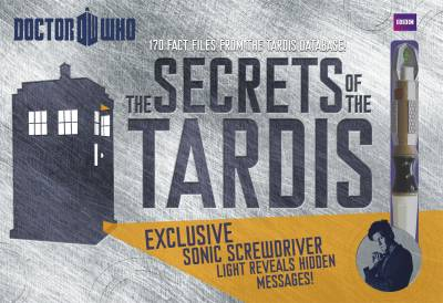 books-secrets tardis