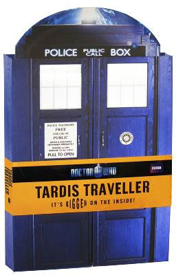 doctor who tardis traveller merchandise guide the doctor who doctor