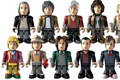 Character Building Eleven Doctors  Set Two