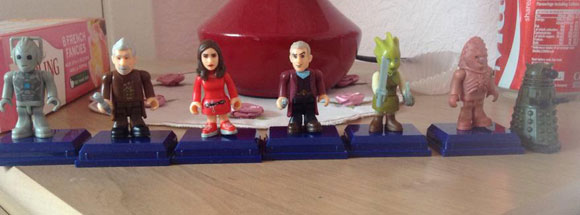 Doctor Who Figures Cb41