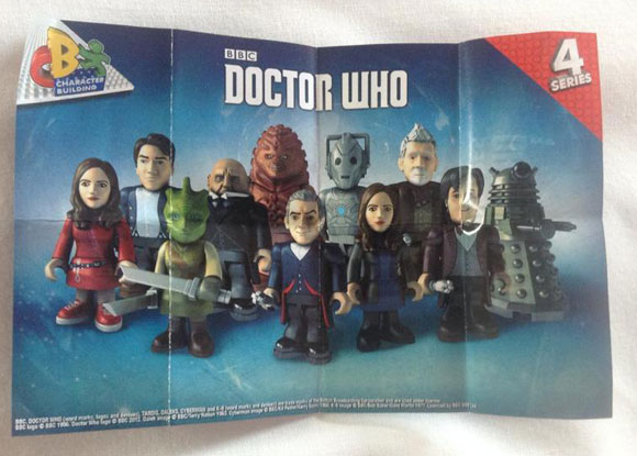 Doctor Who Figures Cb42