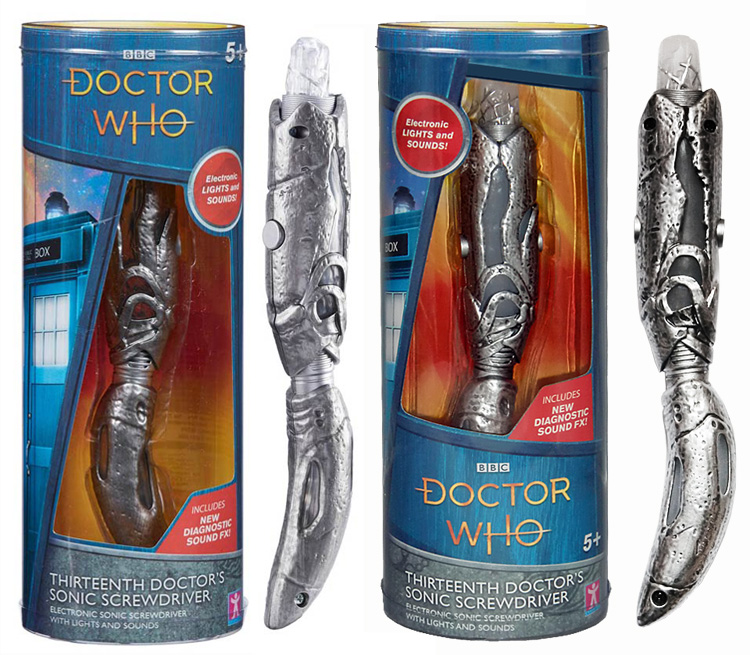 Doctor Who 13th Doctor  Seven20 USA   Version sonic screwdriver