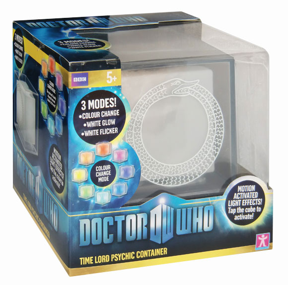 Time Lord Psychic Container Pictures Merchandise Guide The