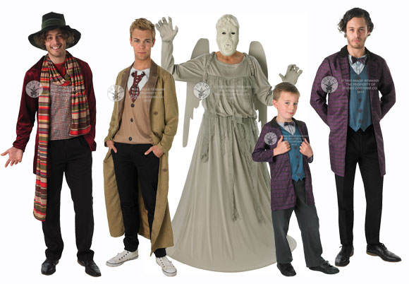 costume-group-580  sc 1 st  Doctor Who Merchandise - The Doctor Who Site & Doctor Who 11th Doctor Dress Up Costume u2013 Merchandise Guide - The ...
