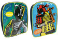 Doctor Who Dalek & Cybermen  Backpacks / Wallet