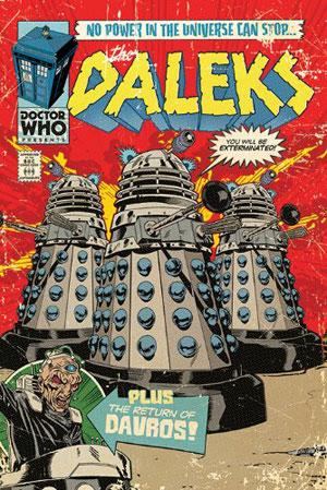 dalek-comic-poster