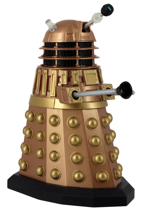 Doctor who electronic sound fx daleks merchandise guide - Doctor who dalek pics ...