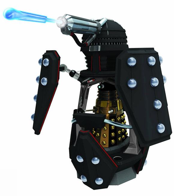 Doctor Who Figures Dalek-ship