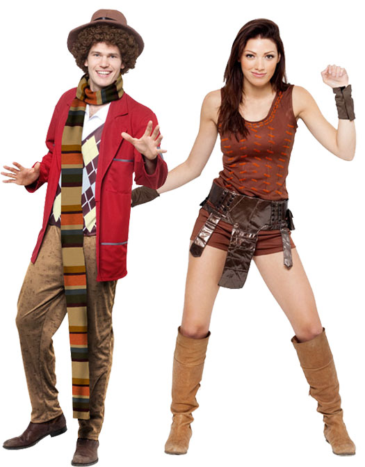 dressup-4thleela  sc 1 st  Doctor Who Merchandise - The Doctor Who Site & Doctor Who Dress-up Costumes u2013 Merchandise Guide - The Doctor Who Site