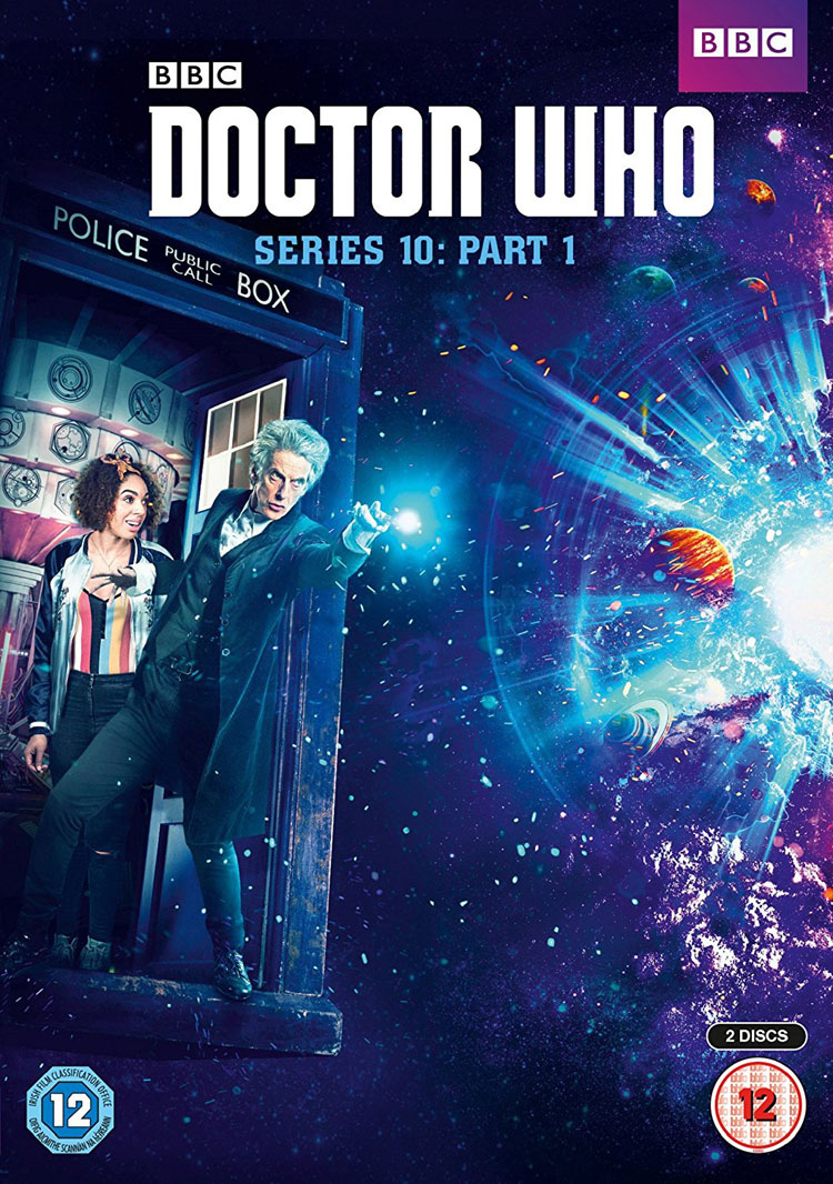 Serie Dr Who