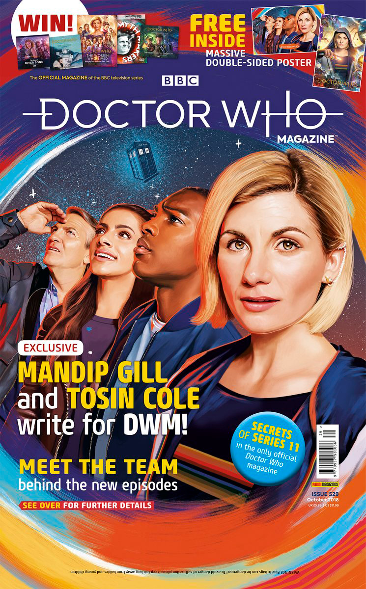 Doctor Who magzine 2018 Dwm-529