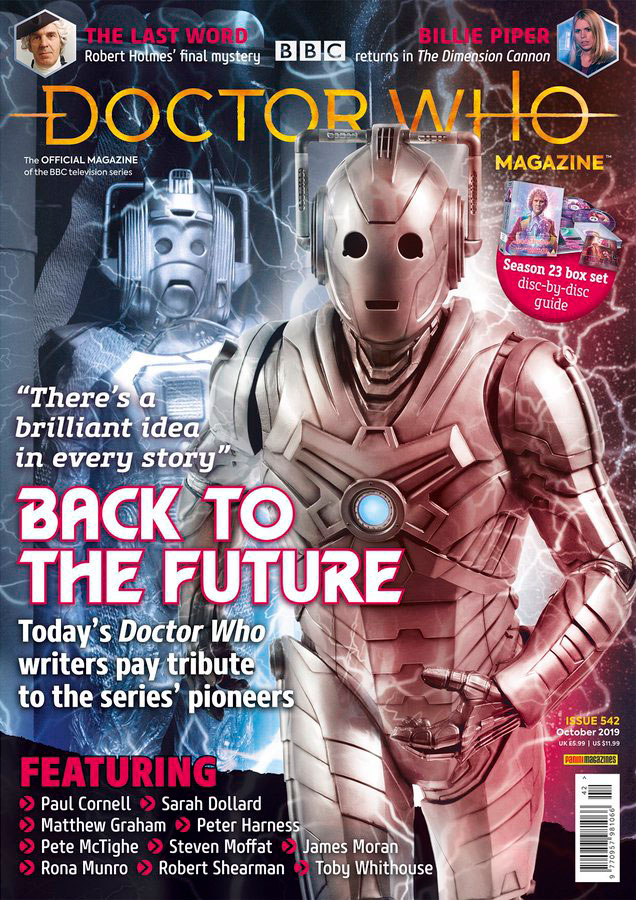 Doctor Who Magazine Issue 542 – Merchandise Guide - The