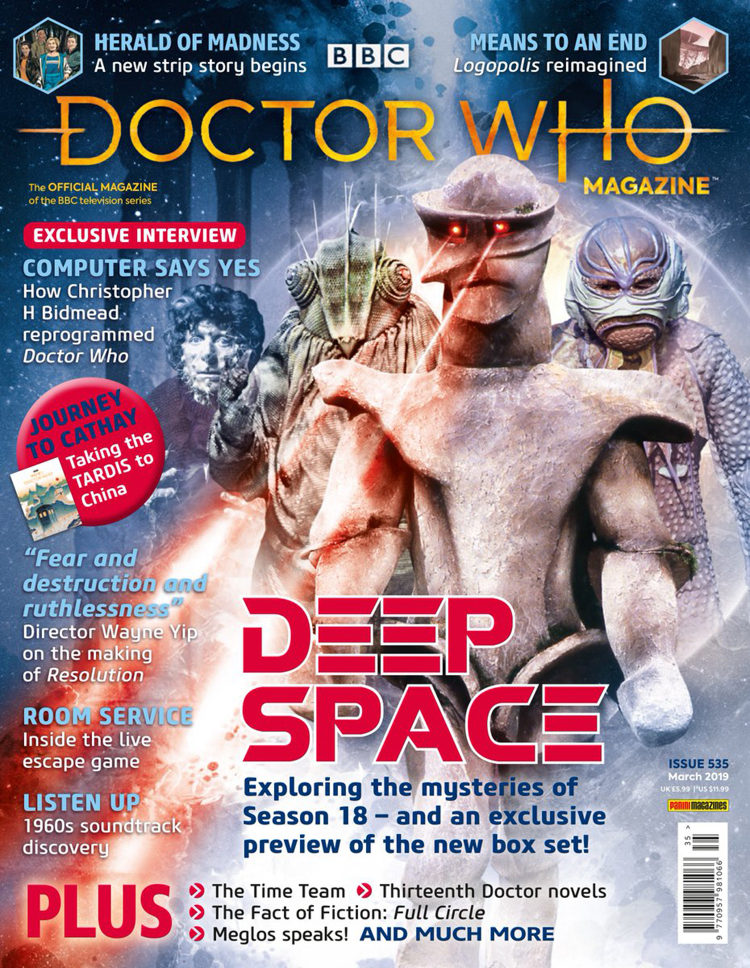 New [old] Editor For Doctor Who Magazine - Page 8 Dwm535